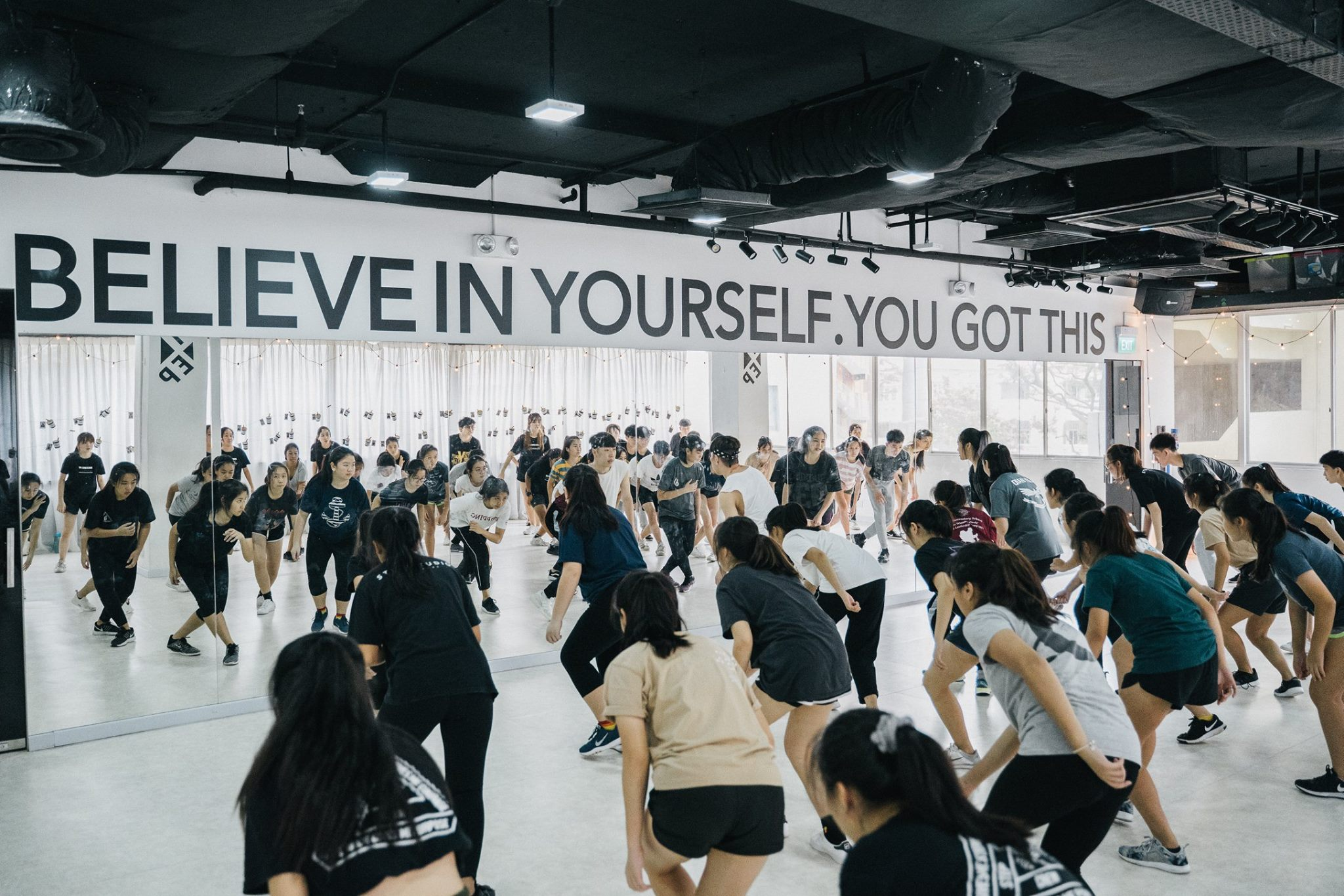 step dance studio in singapore