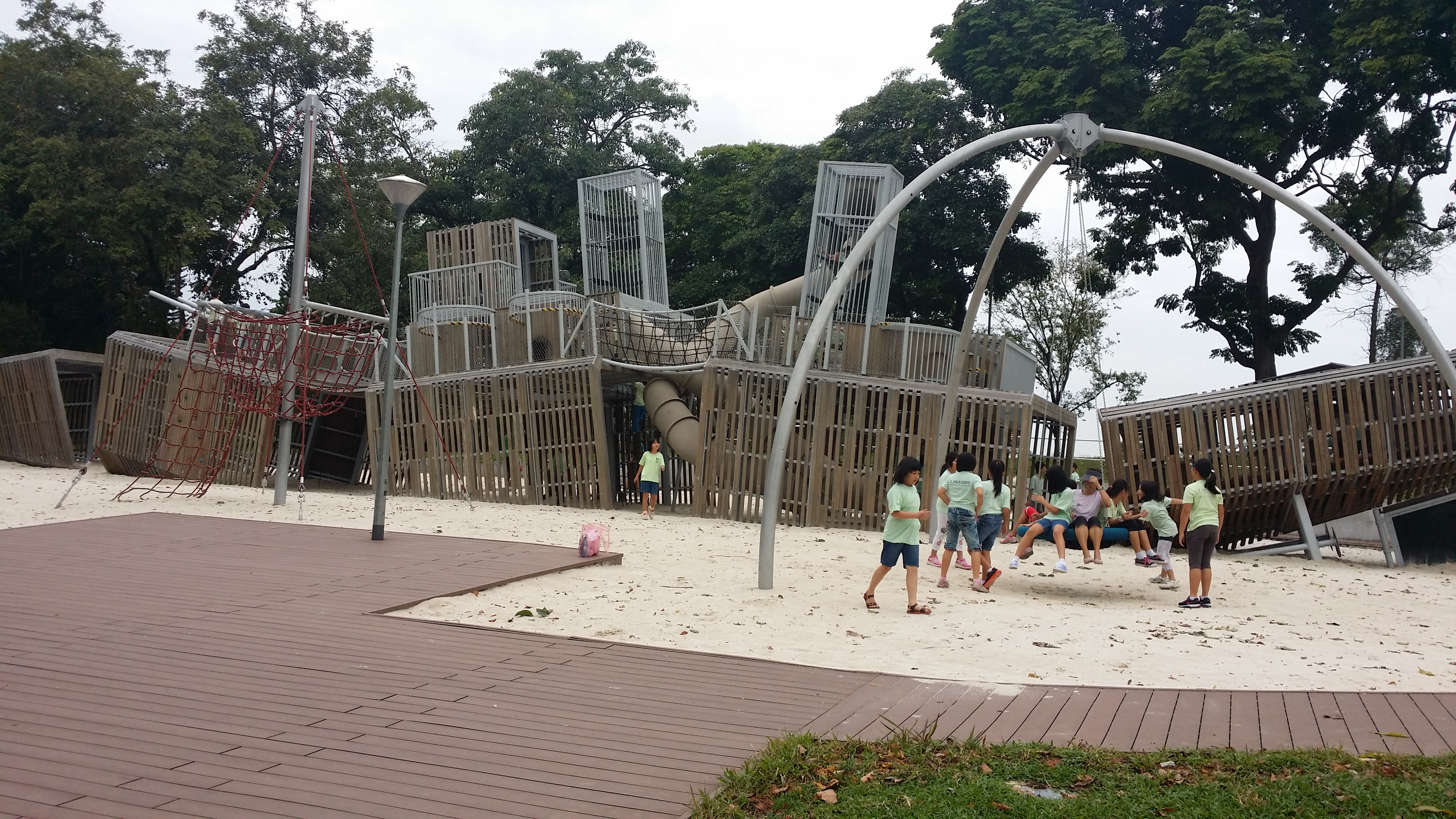 sembawang park outdoor playground singapore
