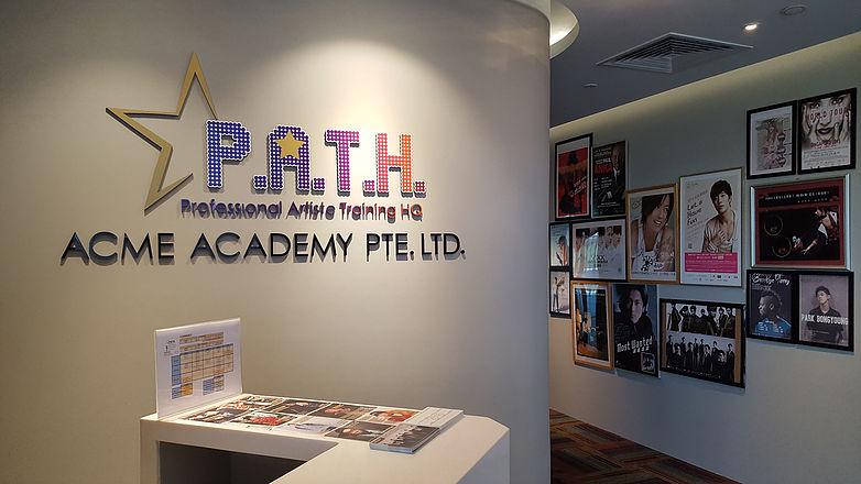 path acme academy dance studio in singapore