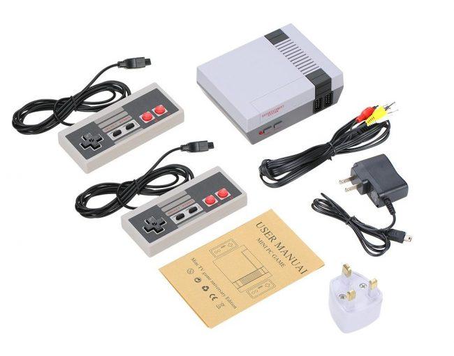 8-bit games retro game console nes