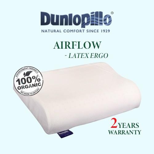 dunlopillo best pillow for neck pain