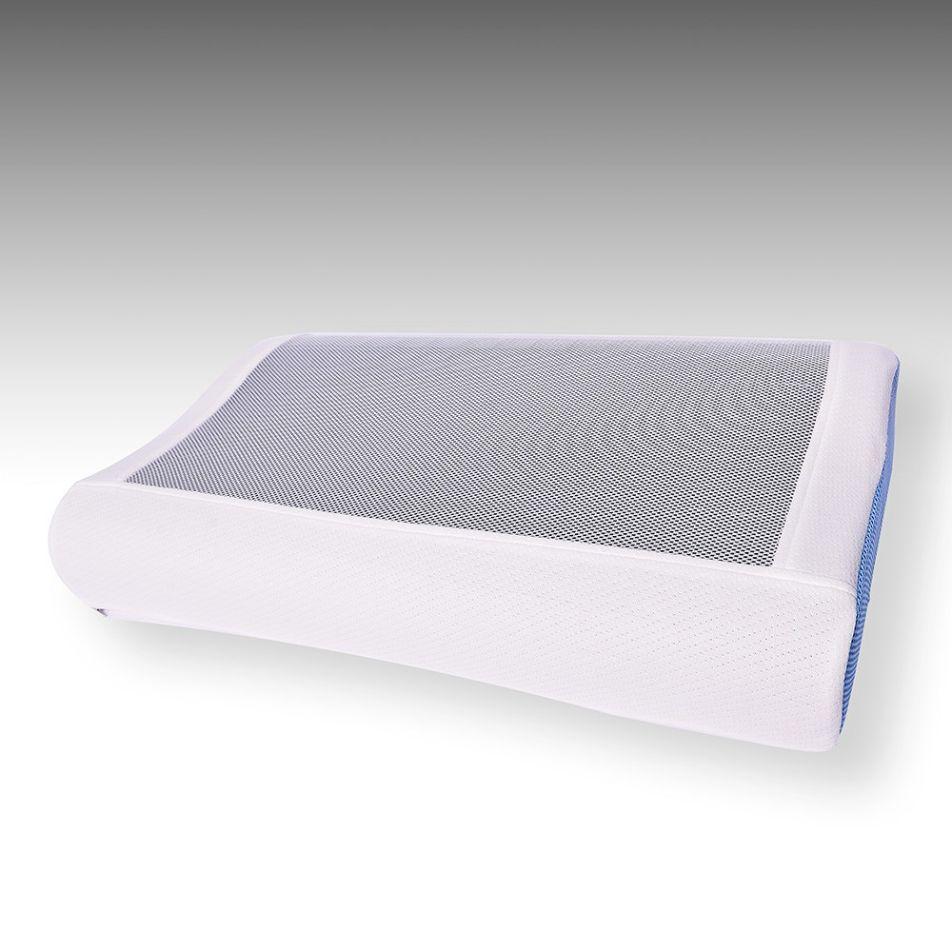 etoz classic gel pillow gel contour pillow best pillow for neck pain