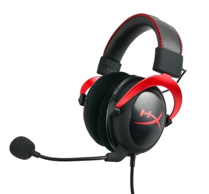 kingston hyperx cloud ii best gaming headset