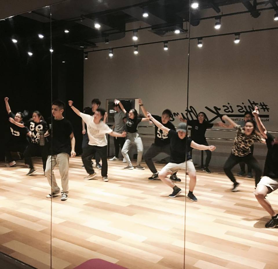 kulture dance studio in singapore