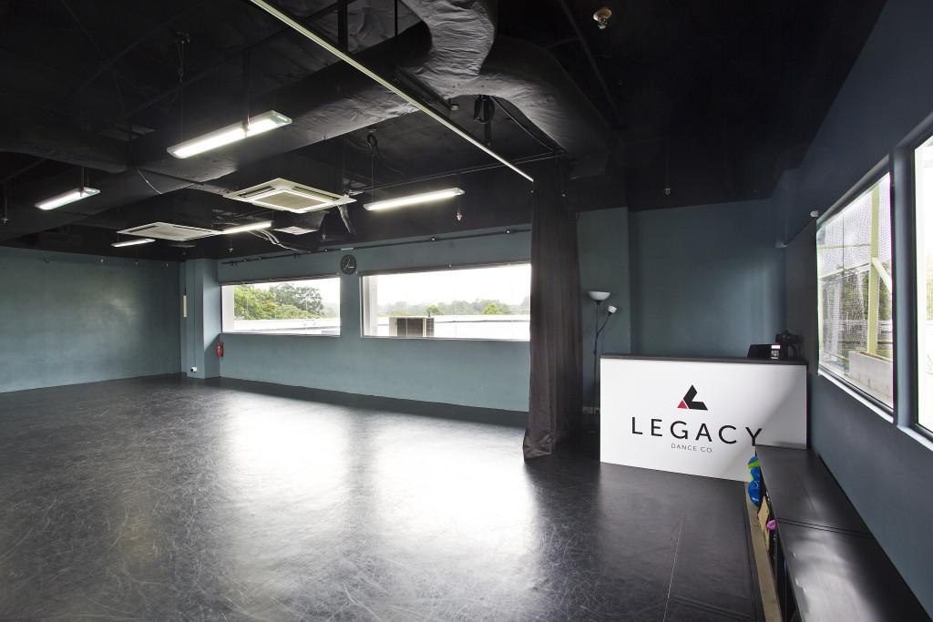 legacy dance studio in singapore