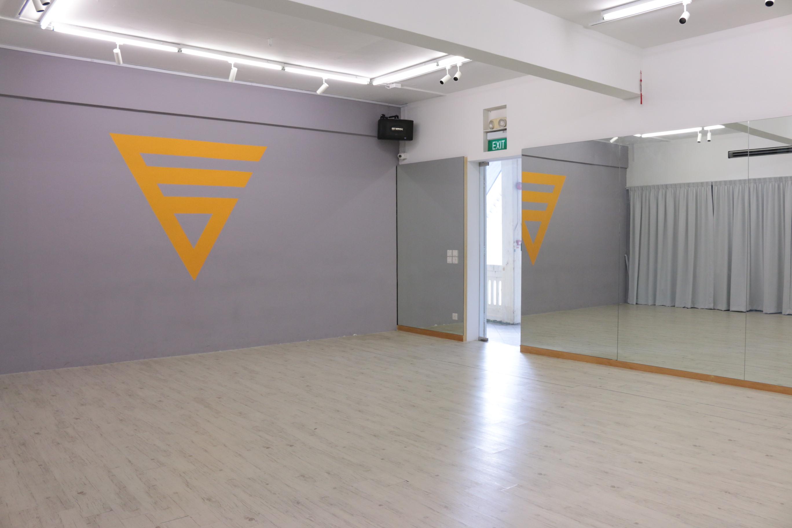ev dance studio in singapore
