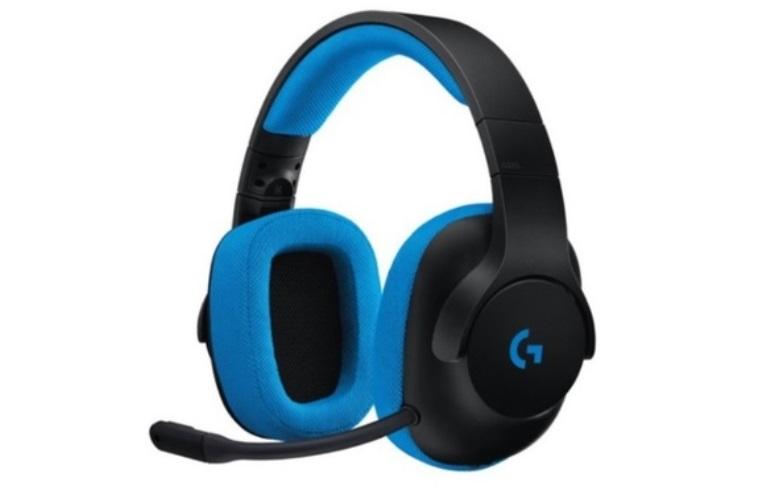 logitech best gaming headset