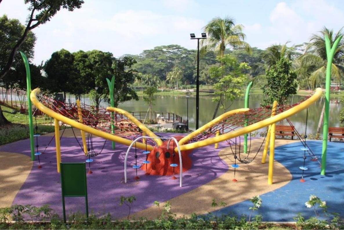 marsiling park outdoor playground singapore