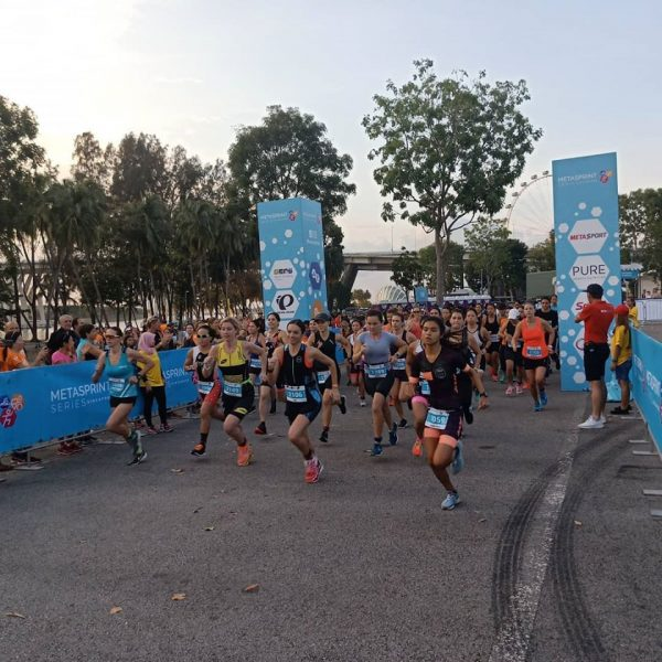 metasprint series singapore running events in 2020