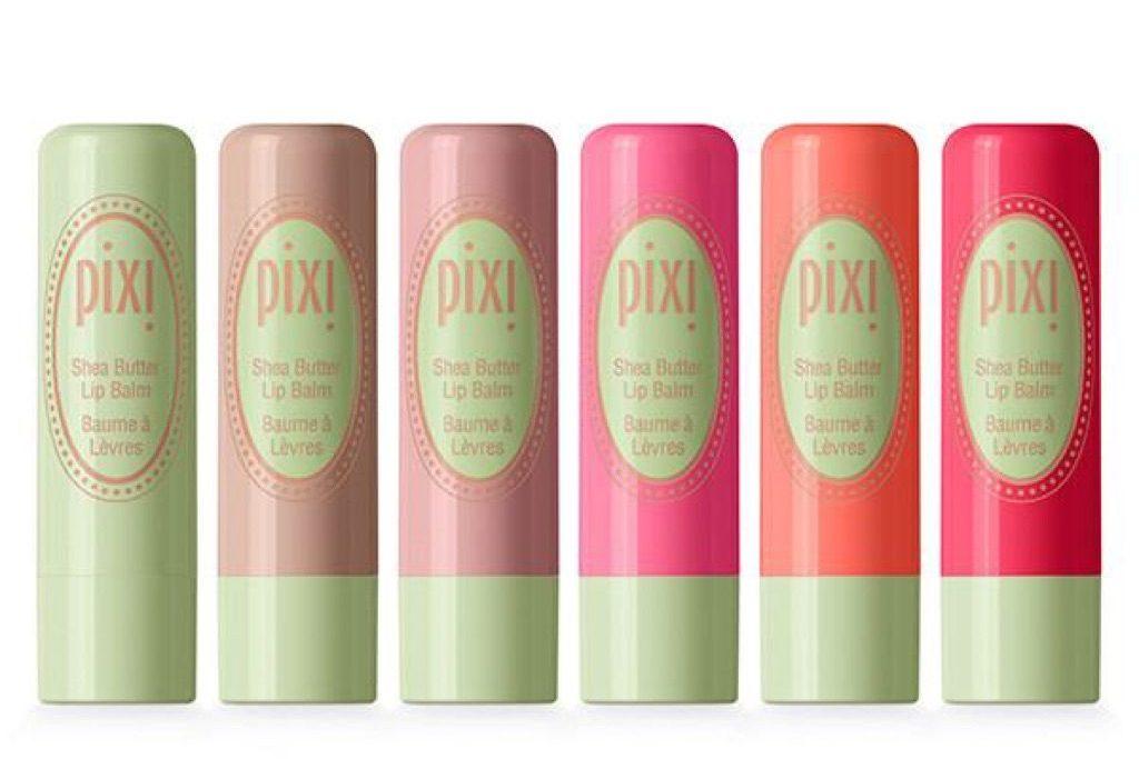 pixi best tinted lip balms
