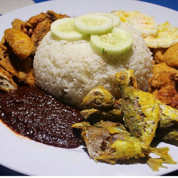 best hawker stalls in singapore west boon lay power nasi lemak