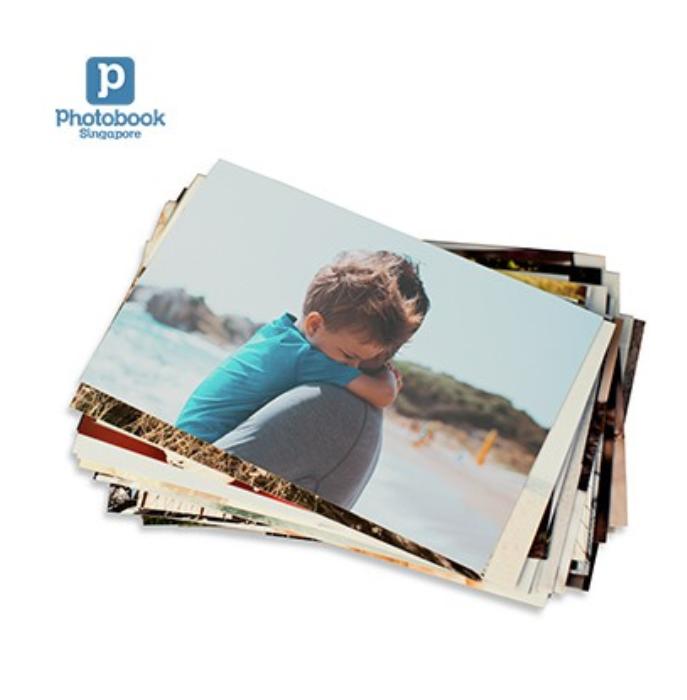 Photobook Singapore 4R Photo Prints 50 pieces