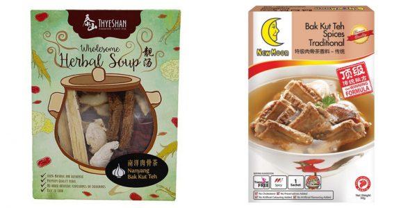 singapore gifts for overseas friends instant bak kut teh