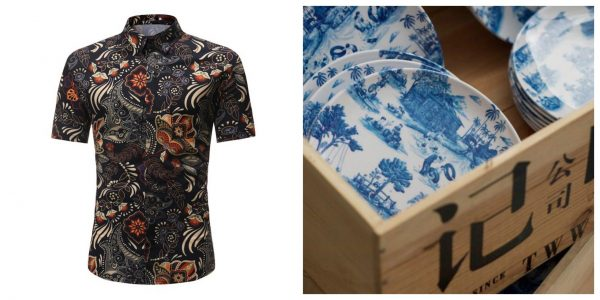 singapore gifts for overseas friends batik products