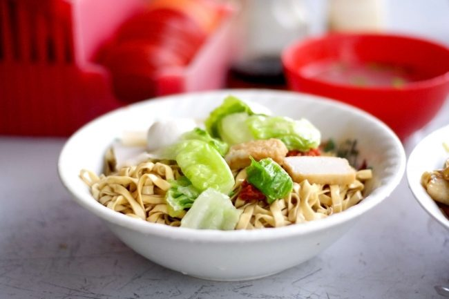 best hawker stalls in singapore north fishball noodles