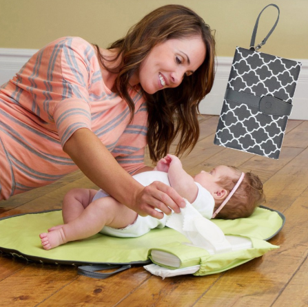 Waterproof Portable Baby Diaper Changing Mat