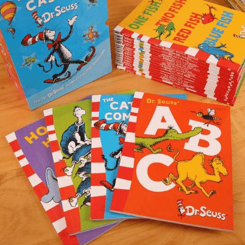 dr seuss kids books best children's books