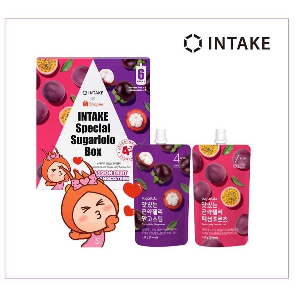 intake jelly meal replacement korean diet