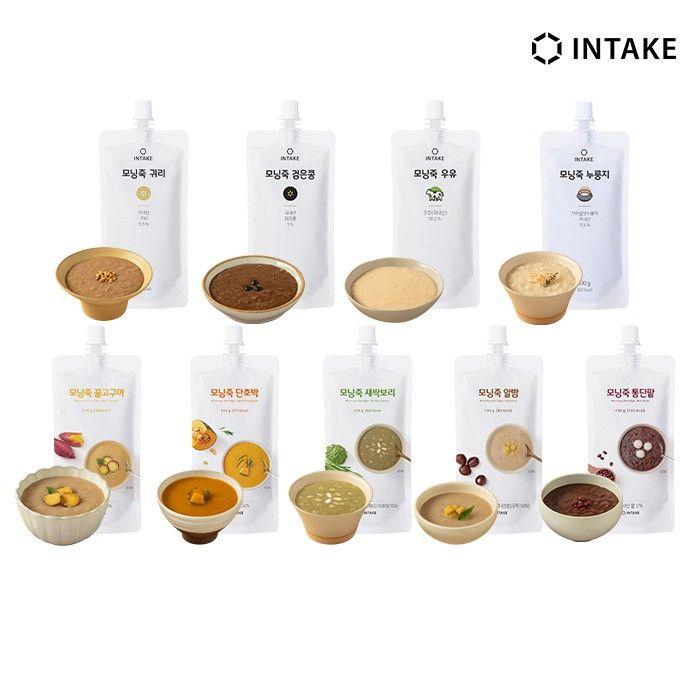 intake porride meal replacement korean diet