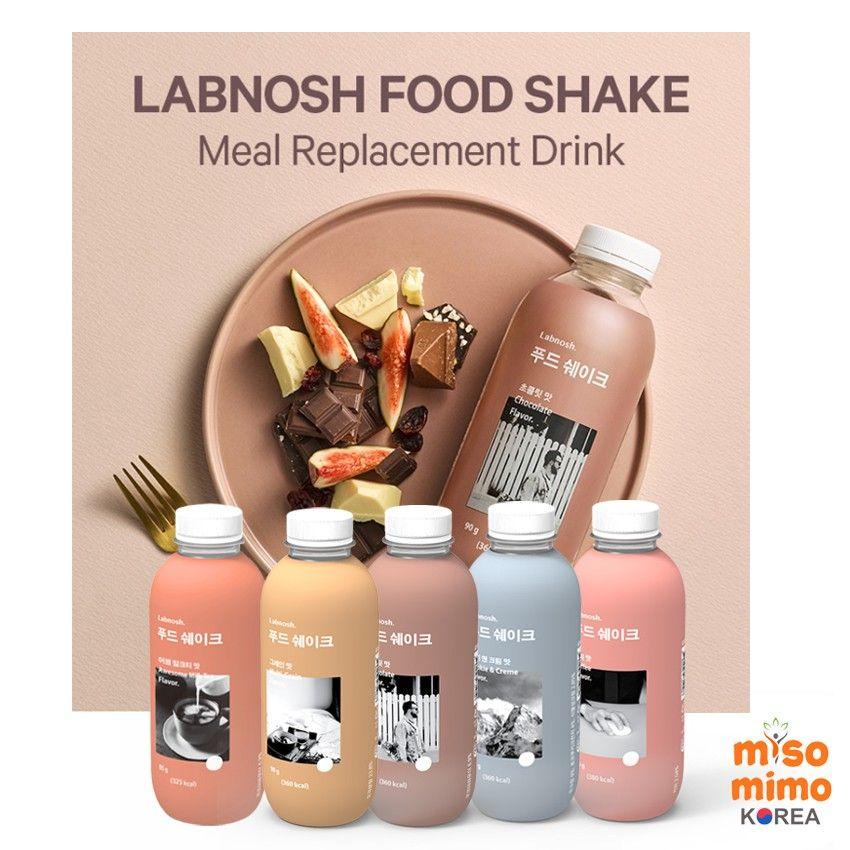 labnosh korean diet meal replacement shake