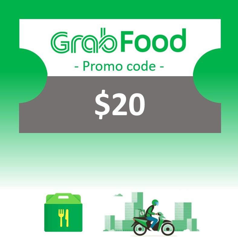Grab Food Voucher