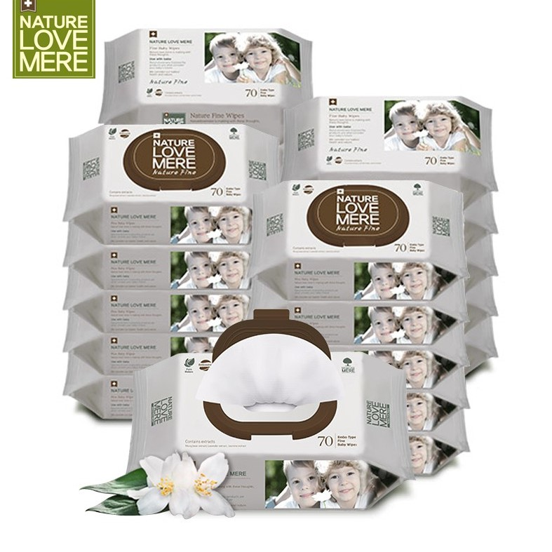 Nature Love Mere Baby Wipes