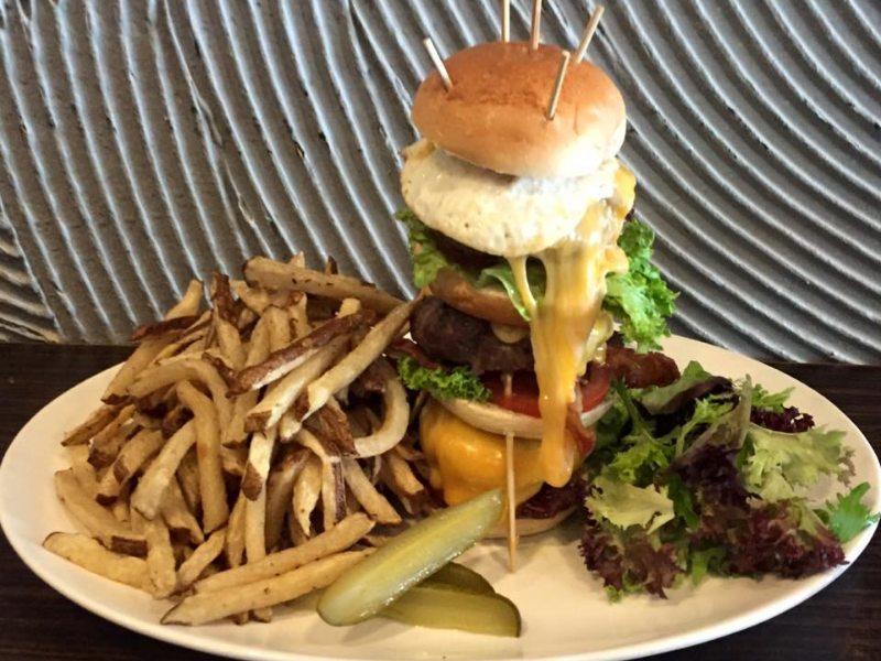 free food in singapore empire burger