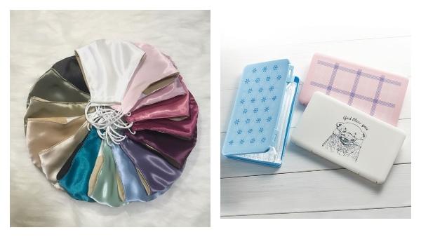 silk mask teachers' day gift idea singapore