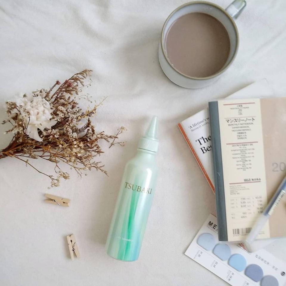 tsubaki dry shampoo singapore