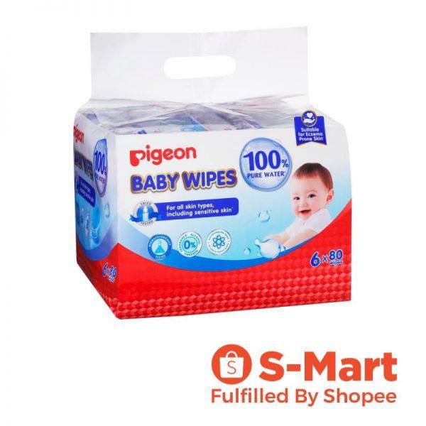 baby essentials singapore pigeon baby wipes