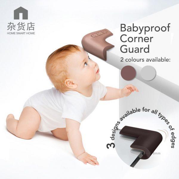 newborn checklist kids friendly home cabinet locks corner guards