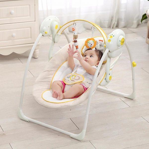newborn checklist shears baby portable swing