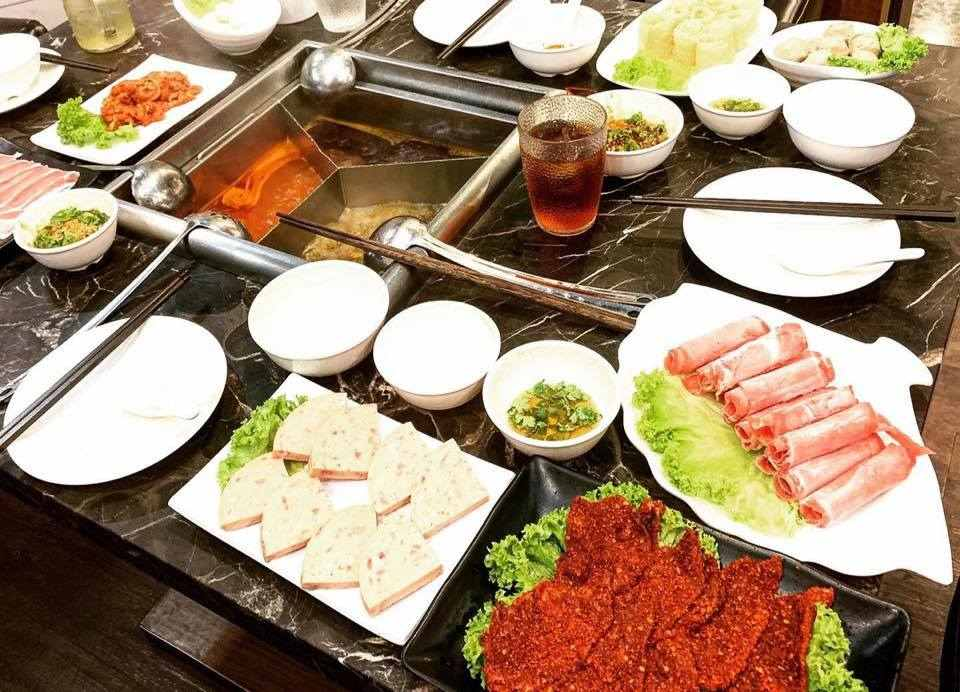 hai xian lao restaurant for big group singapore