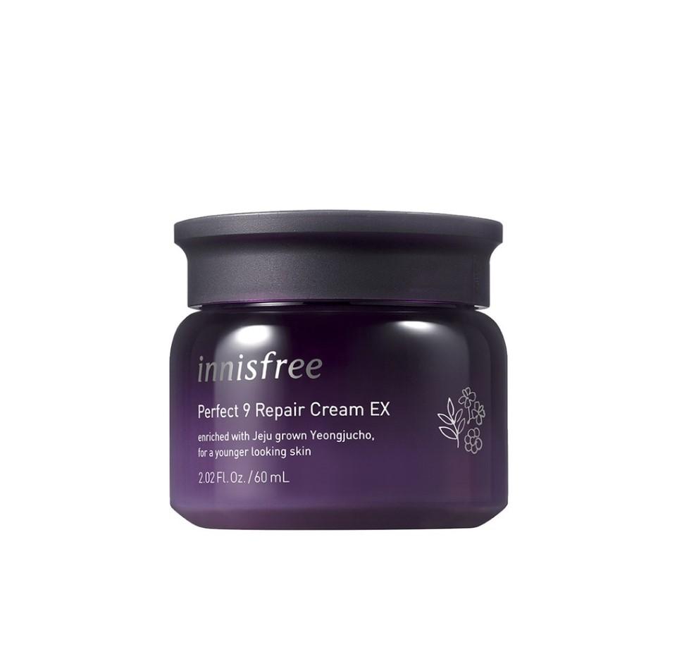 Innisfree Perfect 9 Repair Cream EX