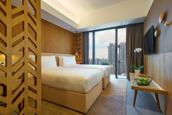 oasis hotel downtown best hotel staycations singapore