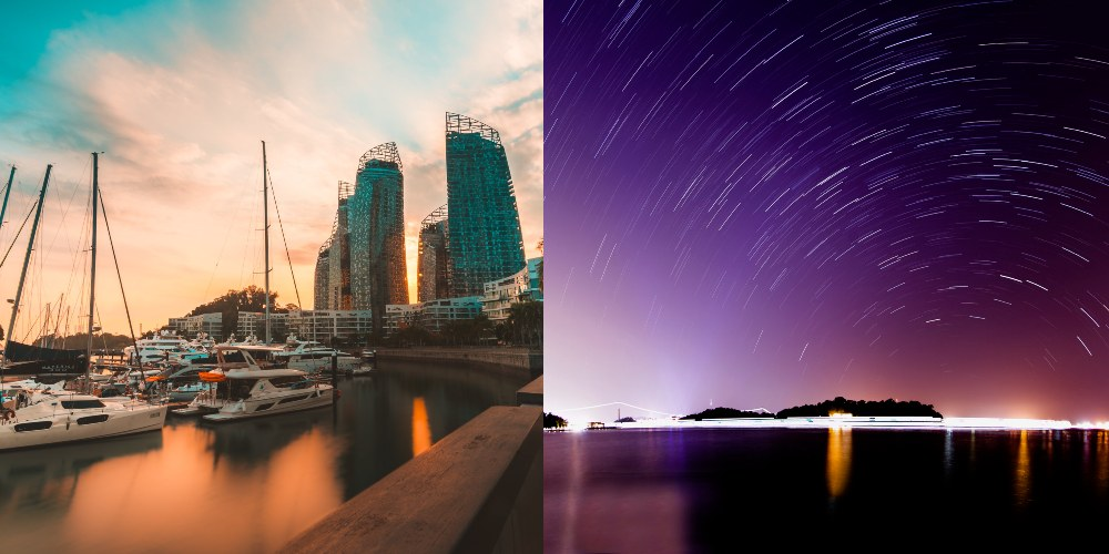 sunset stargaze fun things to do in singapore with friends
