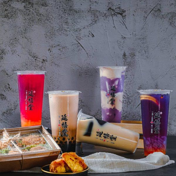 yan xi tang qing dynasty inspired bubble tea