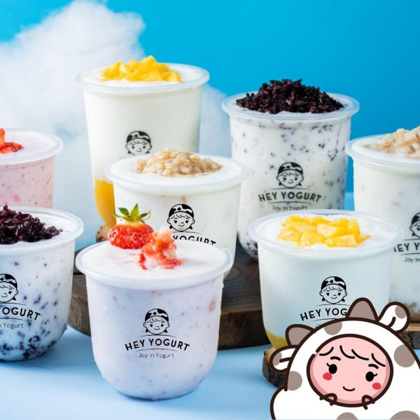 best bubble tea singapore hey yogurt healthier option