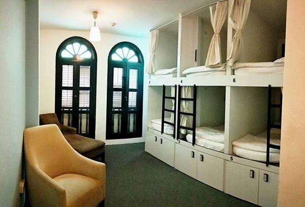 best hostels in singapore wink capsule chinatown