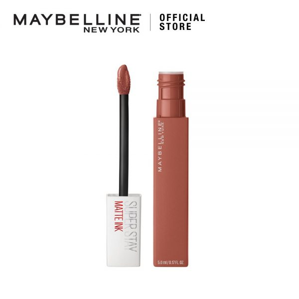 long lasting lipstick maybelline superstay matte ink drugstore