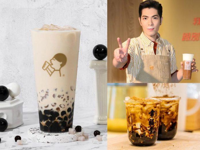 best bubble tea brands singapore heytea xingfutang @attea jam hsiao