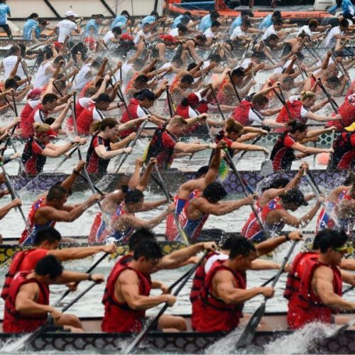 dragon boating water sports singapore