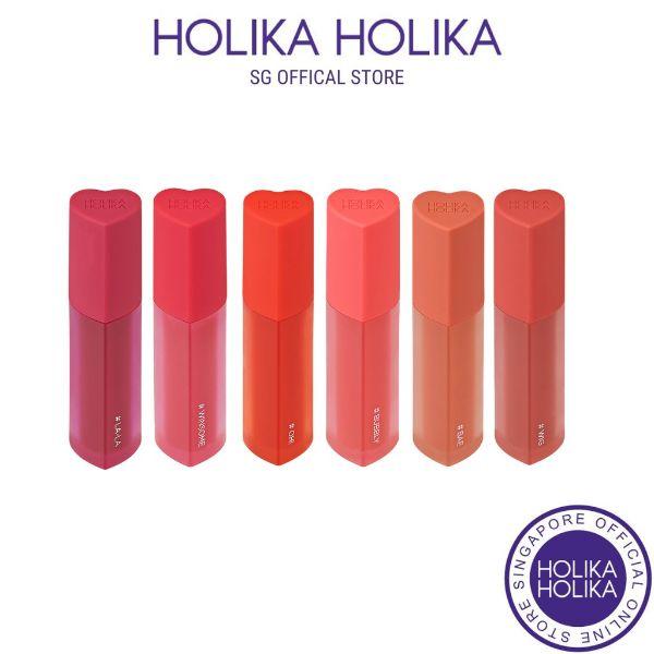 holike holika heart crush lip tint korean lip tints