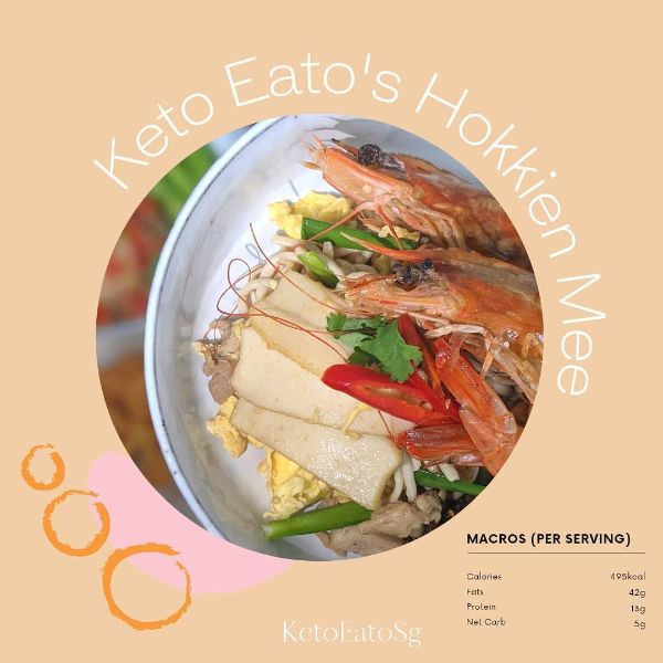keto eato meal delivery singapore