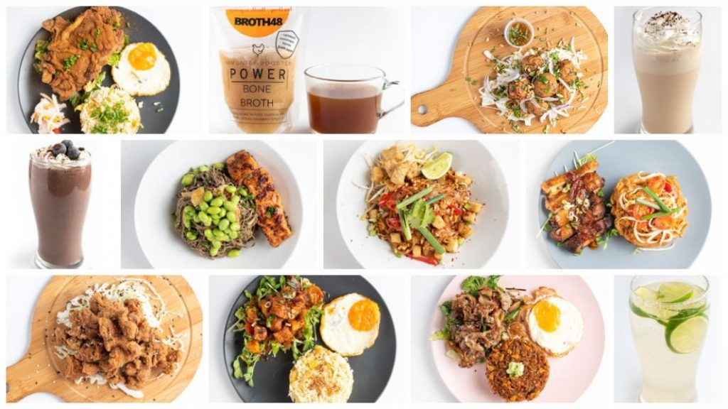keto indulgence meal delivery singapore