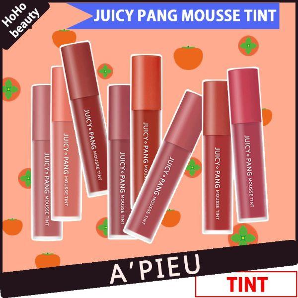 korean lip tint juicy apieu tint