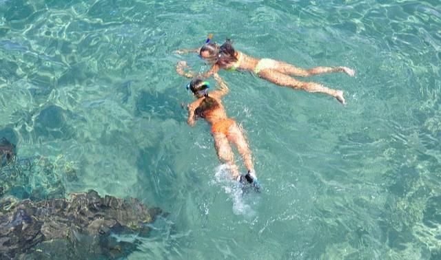 snorkeling water sports singapore