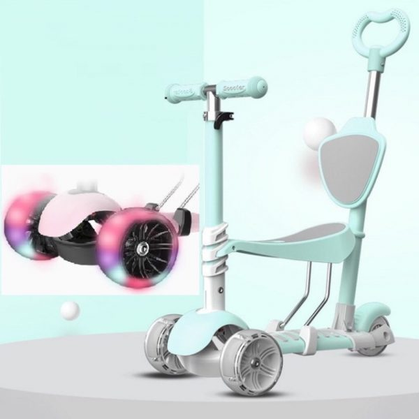 christmas gift ideas 2019 wheels kinetic lights kids scooter