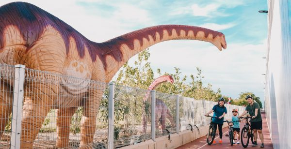 free activities for kids 2020 december school holidays jurassic mile changi airport big dinosaurs