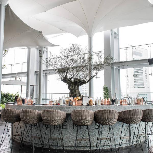 romantic restaurants singapore artemis grill